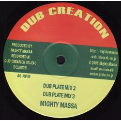 Mighty Massa - Build A Better World - 10""