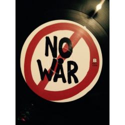 Junior Dread  - No War - 10""