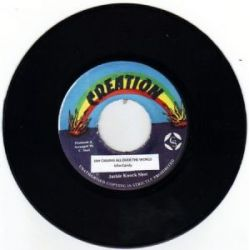 Sugar Minott - Fall in love  - 7""