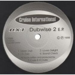 "DX1 - Dubwise E.P 2 - 12"""