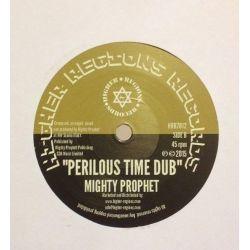 "Izyah Davis /  Mighty Prophet - Serious Times - 7"""
