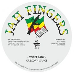 Gregory Isaacs - Sweet Lady / I Do - 12""