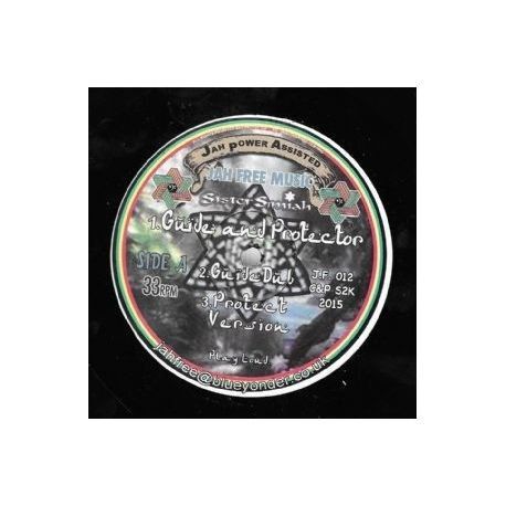Sister Simiah /  Jah Free - Guide And Protector - 12""