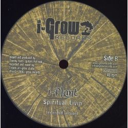 """Kiko , I-Plant - New World Order , Spiritual Livin' - 10"""""""