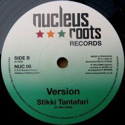 "Stikki Tantafari - Blood Of Kings - 7"""