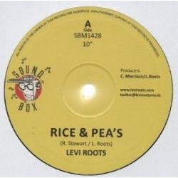 Levi Roots - Rice & Pea's - 10""