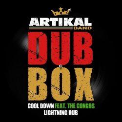 "The Congos /  Artikal Band - Cool Down - 12"""