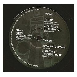 Reality Souljahs /  Dixie Peach - Stomp - 12""
