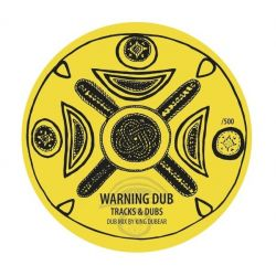 Tracks & Dubs /  Paul Fox  - Warning  - 7""