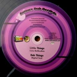 Digital Seal /  Sista Bethsabee - Little Things - 10""