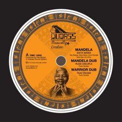 "Sista Maria /  Dubass /  Alpha Steppa  - Mandela / Madiba - 12"""