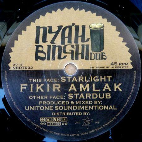 """Fikir Amlak - Starlight  - 7"""""""