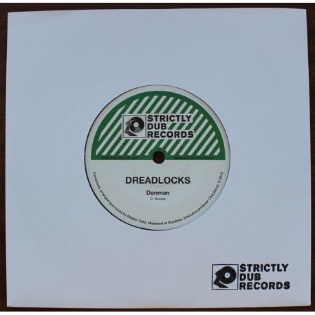 "Dan Man /  Riddim Tuffa - Dreadlocks / Dreadlocks Dub - 7"""