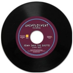 Sammy Gold - Down Inna The Ghetto - 7""