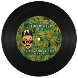 Paco Ten /  Mr Williamz /  Filomuzik - Love Marijuana / International Herb - 7""