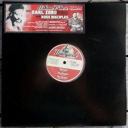 "Askan Vibes /  Earl Zero /  Russ D - Jah Jah Love - 12"""