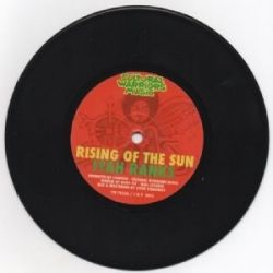 Iyah Ranks /  Bony Fly - Rising Of The Sun - 7""