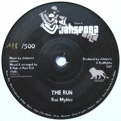 Ras Mykha - The Run - 7""