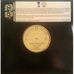Sugar Minott /  Ben-Jammin' - Time To Know / Real - 10""