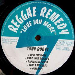 Tony Roots - Love Jah More - LP