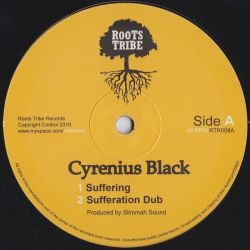 Cyrenius Black /  Dynamite Horns - Suffering - 10""