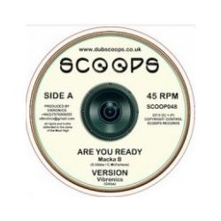 Macka B /  Vibronics - Are You Ready /  Jah Jah's House - 10""