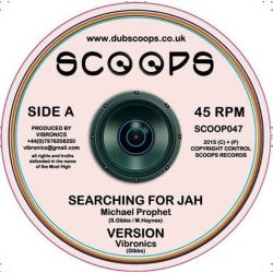 Michael Prophet /  Danman - Searching For Jah / Tribulation - 10""