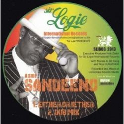 Sandeeno - Either Or Iether / Champion Sound - 10""