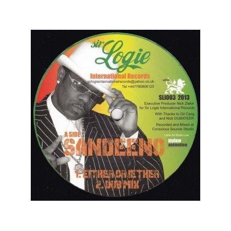 """Sandeeno - Either Or Iether / Champion Sound - 10"""""""