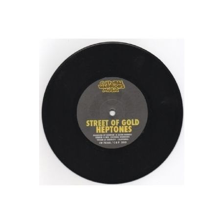 The Heptones - Street Of Gold - 7""