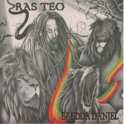 Ras Teo - Bredda Daniel - LP