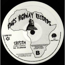 "Nu Flowah - Mama Afrika , Shitstem - 10"""