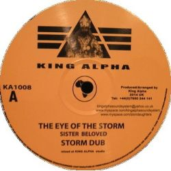 Sista Beloved - Eye Of The Storm / Rise  - 12""