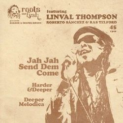 Linval Thompson - Jah Jah Send Dem Come - 10""