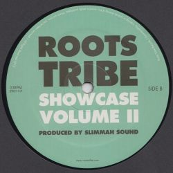 Various - Roots Tribe Showcase Volume II - LP