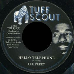 Lee Perry - Hello Telephone - 7""
