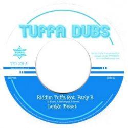 "Riddim Tuffa /  Parly B - Leggo Beast - 7"""