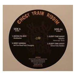 Various - Ghost Train Riddim - 12""