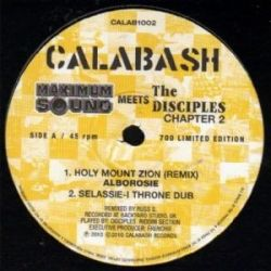 Alborosie /  Horace Andy - Holy Mount Zion (Remix) / Praise Him - 10""