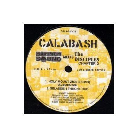 """Alborosie /  Horace Andy - Holy Mount Zion (Remix) / Praise Him - 10"""""""