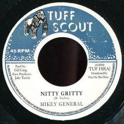 """Mikey General - Nitty Gritty - 7"""""""