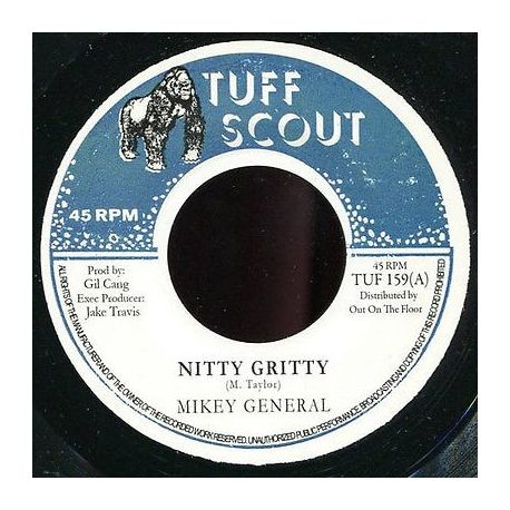 Mikey General - Nitty Gritty - 7""