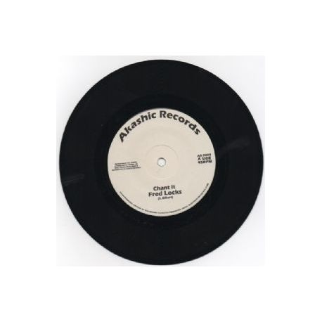 Fred Locks /  King Alpha - Chant It - 7""