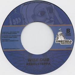 Paul Fox  - Wise Up - 7""