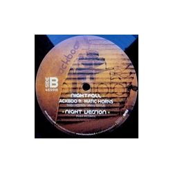 Ackboo /  M8cky Banton - Turn Up The Amplifier - 12""