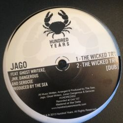 Jago  /  Ghost Writerz /  Junior Dangerous /  - The Wicked Try - 12""