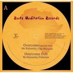 """Mo'Kalamity - Overcome / Jah Name - 12"""""""