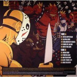 Slimmah Sound /  Lyrical Benjie - Firm In Jah - LP