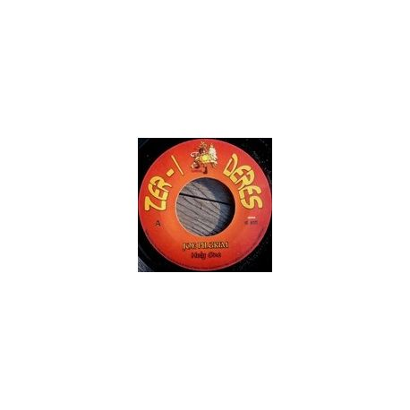 "Brother Joe Pilgrim /  Ras Mufasa - Holy One - 7"""