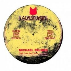 Michael Palmer - One Day Bad Boy / Brown Skin Girl - 12""